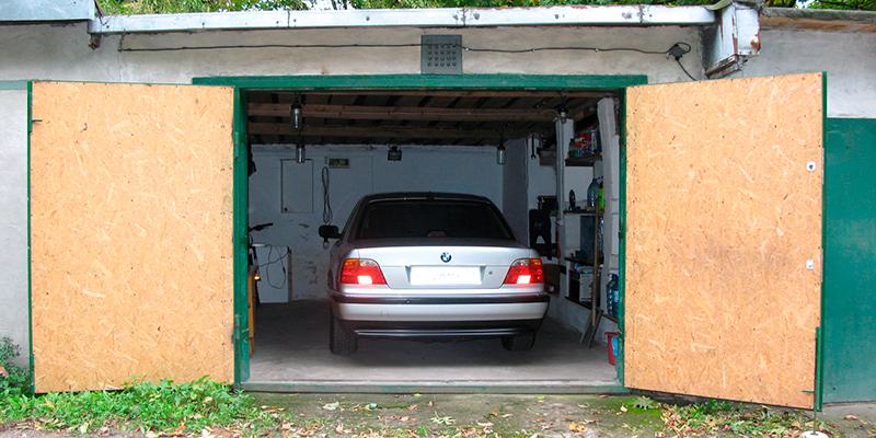 как избавиться от запаха в гараже